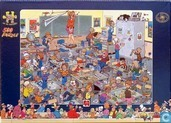 Jigsaw puzzles - Find the mouse - Find the mouse