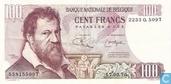 Belgium 100 Francs