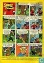 Bandes dessinées - Sjors van de Rebellenclub (tijdschrift) - 1966 nummer  22