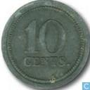 10 cent 1847 Strafgevangenis Leeuwarden