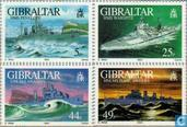 1994 World War II Warships (GIB 172)