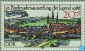 Postzegeltentoonstelling jeugd