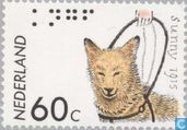 Postage Stamps - Netherlands [NLD] - Guide Dogs Fund