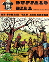 Comics - William Frederick Cody - De schrik van Arkansas