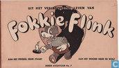 Comics - Fokkie Flink - UIt het veelbewogen leven van Fokkie Flink - 3e avontuur No. 7