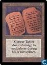 Copper Tablet