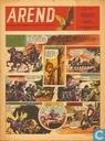 Bandes dessinées - Arend (magazine) - Jaargang 11 nummer 36