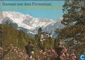 Souvenir aus dem Fürstentum Liechtenstein