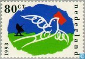 Postage Stamps - Netherlands [NLD] - Information Carrier