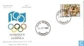 Olympische Spelen Dominica