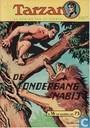 Strips - Tarzan - De ondergang nabij