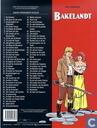 Comic Books - Bakelandt - In het spoor van Brown Bess