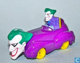 Joker car McDonald's Happy Meal
