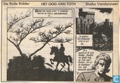 Comic Books - Red Knight, The [Vandersteen] - Het oog van Toth
