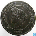 France 5 centimes 1872 (A)