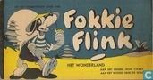 Comic Books - Fokkie Flink - Het wonderland