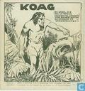 Comic Books - Tarzan of the Apes - De levende berg