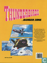 Strips - Thunderbirds [Gerry Anderson] - ... danger zone