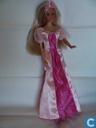 Barbie met lange jurk