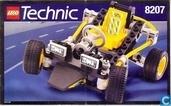 Lego 8207 Dune Duster