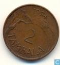 Malawi 2 Tambala 1994