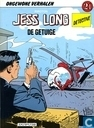 Comics - Jess Long - De getuige