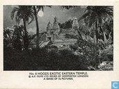 Hood's exotic eastern temple.