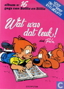 Comic Books - Boule & Bill - Wat was dat leuk!
