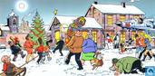 Kerstkaart Standaard Uitgeverij 1996