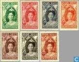 1923 Wilhelmina Jubilé de 1898 à 1923 (SU 18)