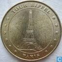 Tour Eiffel Paris Millenium - 2001