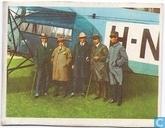 De eerste vlucht naar Java