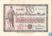 Köln 100 Miljoen Mark