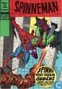 Spinnie vecht tegen de Groene Kabouter