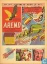 Bandes dessinées - Arend (magazine) - Jaargang 7 nummer 52