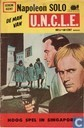Comic Books - Man from U.N.C.L.E., The - Hoog spel in Singapore