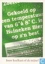 """B001580 - Heineken """"Jouw koelkast of de mijne?"""""""