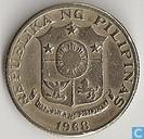 Philippines 25 sentimos 1968