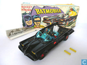Batmobile Lincoln Futura 1966 V2