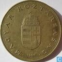 Ungarn 100 Forint 1996 (Nikkel-Messing)