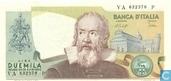 Italië 2000 Lire