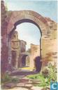 Een Etruskisch gewelf