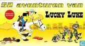 DVD / Vidéo / Blu-ray - DVD - 52 Avonturen van Lucky Luke [volle box]