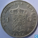 Netherlands Antilles 1 Guilder 1964 (fish)