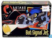 Bat-Signal Jet
