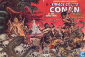 Comic Books - Conan - Savage Sword of Conan - Revenge of the Barbarian
