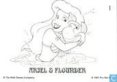 Ariel & Flounder / Flounder