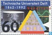 Postage Stamps - Netherlands [NLD] - Delft Technical University