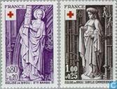 1976 Sainte Barbe et Sibylle (FRA 926)
