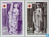 1976 Saint Barbara and Sibylle (FRA 926)